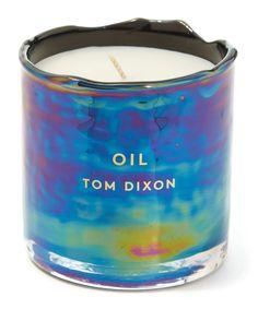 Tom Dixon Medium Materialism Oil Candle | Home | Liberty.co.uk