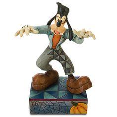 Zombie Goofy Figurine by Jim Shore | Figurines & Keepsakes | Disney Store: $24.50