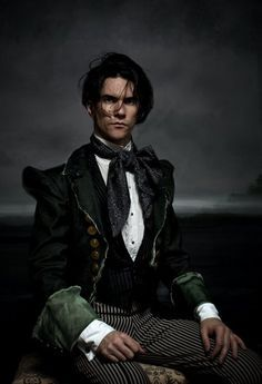 men's steampunk vampire costume - Google Search