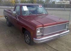 1978 GMC SIERRA VIN: TCZ148S530382