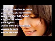 A modo tuo Elisa - TESTO - YouTube Hello Beautiful, No One Loves Me, First Love, Album, My Favorite Things, Youtube, Life, Singers, Sweet