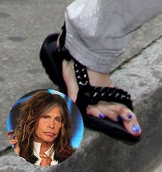GET TO STEPPIN'! – 8 CELEBS WITH THE UGLIEST FEET4
