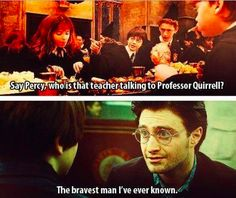 When Harry reveals exactly what Snape meant to him.