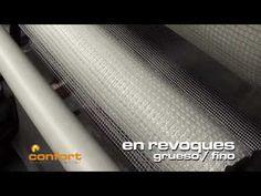 ADICEM - Mallas de Fibra de Vidrio - YouTube