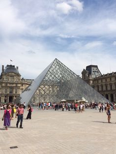 ❤️ To My Daughter, Louvre, Eyes, World, Building, Places, Travel, Beauty, Viajes