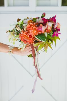 A bouquet that dreams are made of.