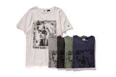 """STUSSY x CHAMPION'S* The """"Rochester"""" Collection"""