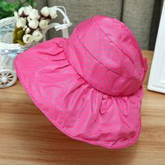 ee88d882c Good-quality Kids Girls Summer Foldable Bow-knot Empty Top Visor Hats  Casual Wide Brim Sunscreen Sun Hat is cheap, see more kids hats on NewChic.