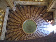 Inside Voortrekker Monument, Pretoria, South Africa