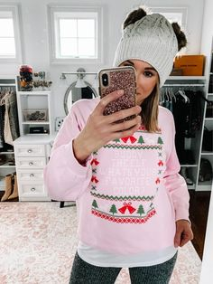 Shop My Instagram - Instinctively en Vogue #uglychristmassweater #winterfashion