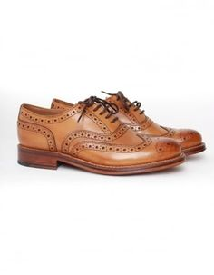 4395441f1 Stanley Calf Brogue Shoe Brogue Shoe