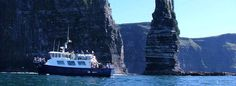 Doolin Village County Clare on Ireland's Wild Atlantic Way