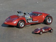 hot wheels twin mill full scale life sized replica (7)