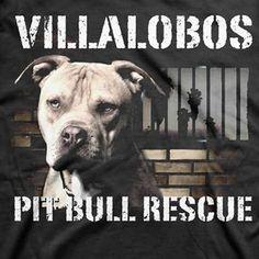 Pitbulls And Parolees | Villalobos Rescue T-shirt | Pit Bulls & Parolees Store