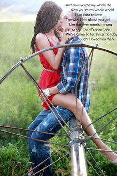 country song quotes | country country love love couple country quotes brad paisley ...