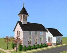 Mod The Sims - Apple Grove Wedding Chapel