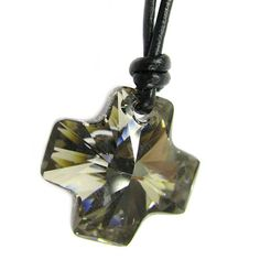 Buy Swarovski Elements Crystal Metallic-Silver Cross Pendant Adjustable Black Leather ChokerNecklace - and others fashion jewelry perfect for women online with big discount. Fashion Jewelry, Women Jewelry, Cross Pendant, Decorative Bells, Swarovski, Perfume Bottles, Chokers, Metallic, Black Leather