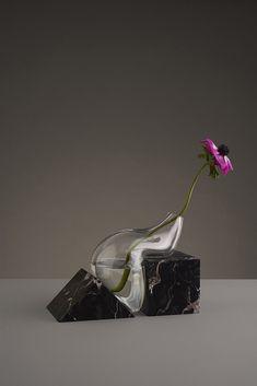 The Indefinite Vases by Studio E. O.  Design Gallerist - Discover the season's rare and unique design ideas. Visit us atwww.designgallerist.com/blog/#DesignGallerist #uniquedesignideas #contemporarydesign @designgallerist