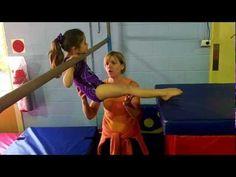 Pullover drills- Scallywaggs Gymnastics & Kindergym (02) 4329 4100