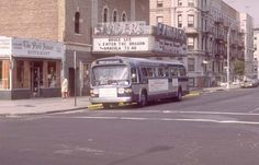 September Enter the Dragon & Dracula 72 AD at the Sanders Theater, Brooklyn Prospect Park Brooklyn, Park Slope Brooklyn, Metropolitan Transportation Authority, New York Movie, Bus City, Buses And Trains, Enter The Dragon, My Kind Of Town, Park Homes