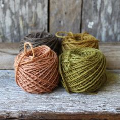 Harvest Wool - Meadow by Timber and Twine