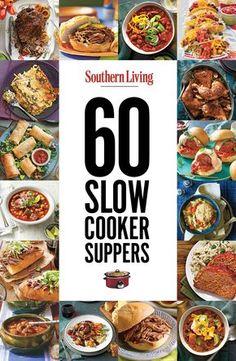 crockpot recipes l 60 Slow-Cooker Suppers Slow Cooker Chili, Crock Pot Slow Cooker, Crock Pot Cooking, Pressure Cooker Recipes, Crockpot Dishes, Healthy Crockpot Recipes, Cooking Recipes, Crockpot Meals, Freezer Meals