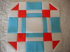 A Quilting Life: Solids Along Post 5
