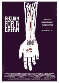Requiem For a Dream - Ellen Burstyn's appearance in a red dress on Tappy Tibbon's infomercial JUICE  was a classic example of drug-induced psychosis due to unmoderated intake of weight-loss pills.