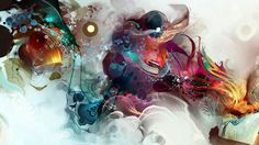 Awesome Abstract Wallpaper [1920x1080] - See more on Classy Bro