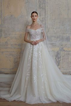 White Bridal Dresses, Bridal Party Dresses, Davids Bridal Dresses, White Wedding Dresses, Bridal Gowns, Wedding Gowns, Amsale Bridal, Reem Acra Bridal, Monique Lhuillier Bridal