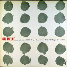 Gil Melle* - Patterns In Jazz at Discogs