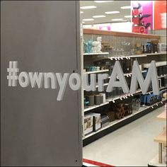 Hashtag should be as original as your product and its merchandising. Here see Harrys Hashtag Mirror as his claim to virtual fame. Retail Merchandising, Qr Codes, Hashtags, Mirrors, Communication, Coding, The Originals, Retail, Retail Boutique