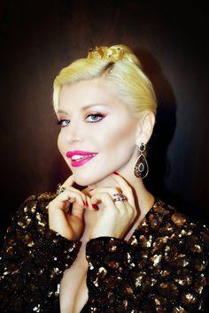 Loredana  GET THE LOOK – Gala Live nr 2, Vocea Romaniei Get The Look, Crown, Live, Jewelry, Fashion, Moda, Corona, Jewlery, Jewerly