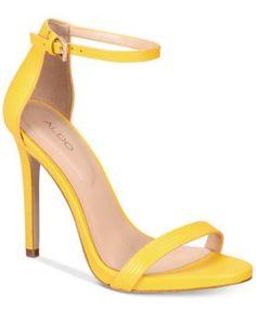 ALDO Women's Caraa Two-Piece Sandals