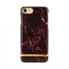 Richmond & Finch Red Marble Case for iPhone 7 | by Covers Online