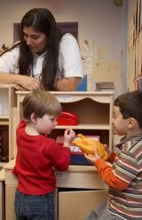 """Effects of Peers on Preschoolers' Language Development"" by Irene Sege (Eye on Early Education / a blog of Strategies for Children, Inc.)"