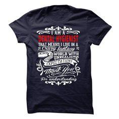 I am a Dental Hygienist - #shirt diy #cool hoodie. LIMITED TIME => https://www.sunfrog.com/LifeStyle/I-am-a-Dental-Hygienist-19373299-Guys.html?68278