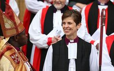 """God is Not A 'He' or 'She""""- First Female Bishop In Lords Insists"""