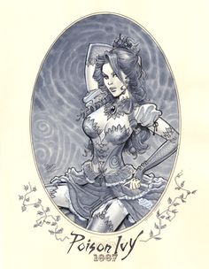 DC and Marvel Heroines and Villains Go Steampunk and Victorian Comic Book Characters, Comic Character, Comic Books Art, Marvel Heroines, Collections D'objets, Poison Ivy Cosplay, Steampunk, Univers Dc, Gotham Girls