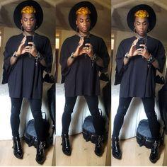 Afro Punk Fashion, Goth Guys, Cute Black Guys, Black Pearls, Black Goth, Goth Women, White People, 3c, Pastel Goth