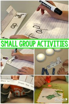 How to do Small Grou