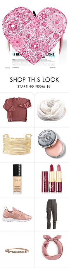 """Beautiful mind"" by knmaem ❤ liked on Polyvore featuring Charlotte Russe, Bobbi Brown Cosmetics, Gucci, Wander Beauty and Vila Milano"