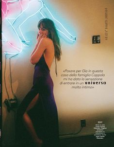 Actress Dakota Johnson poses in a tub on the March 2018 cover of Grazia Italy. Photographed by Gia Coppola, the brunette beauty wears a Gucci crystal… Dakota Johnson Street Style, Dakota Style, Dakota Jhonson, Juan Carlos Obando, Barbie Ferreira, Dakota Mayi Johnson, Brunette Beauty, Christian Grey, Celebs