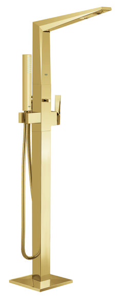Grohe 39 S Allure Brilliant Basin Mixer Is Based On The Crisp Clean Angles Of A Diamond Now