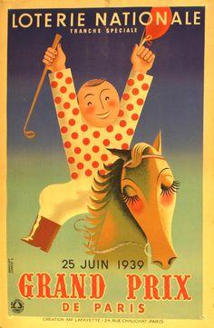 Sport Poster Mercedes Benz - Holland Grand Prix 1955.
