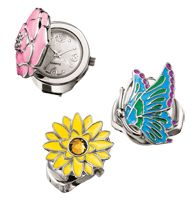 Shop 24/7 @ http://christinahenderson.avonrepresentative.com/    Spring Garden Ring Watch