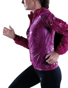 Running jackets for winter weather: The North Face Women's Verto