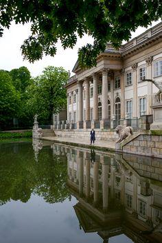 Łazienki-Palast – Agrykoli 1, 00-460 Warschau