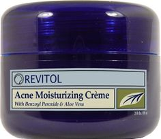 Revitol Acne Moisturizing Cream (One - 2 oz jar) *** You can find out more details at the link of the image. (Note:Amazon affiliate link)