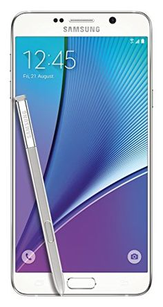 Samsung Galaxy Note 5, White  64GB (AT&T) | Your #1 Source for Mobile Phones, MP3 Players & Accessories